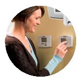 Автоматическое управление системой воздушного отопления